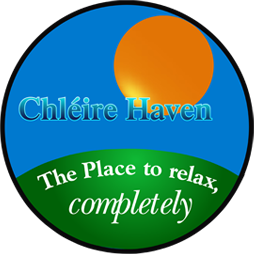 Chléire Haven Yurt Camping Ireland Logo