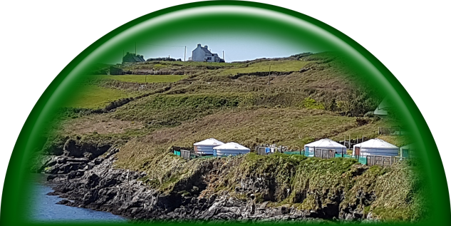 quality design 21918 a7174 Yurt Holidays in Ireland | Tipi Camping | Yurt Camping ...